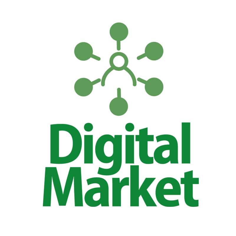 Digital-market-icona