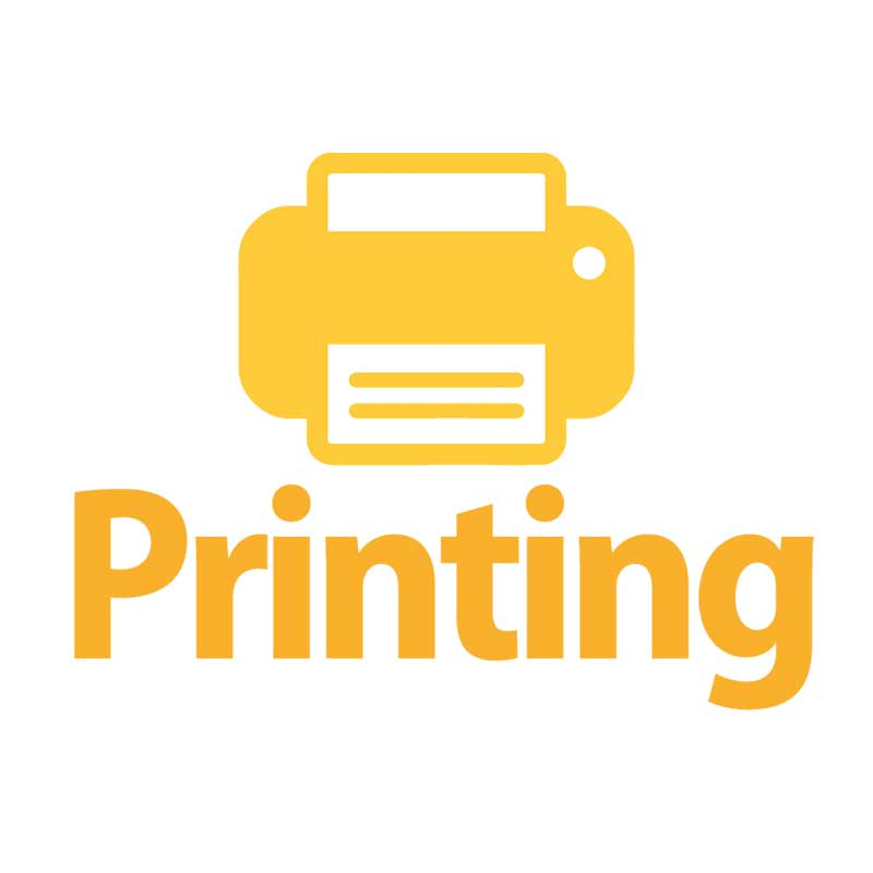 Icona printing